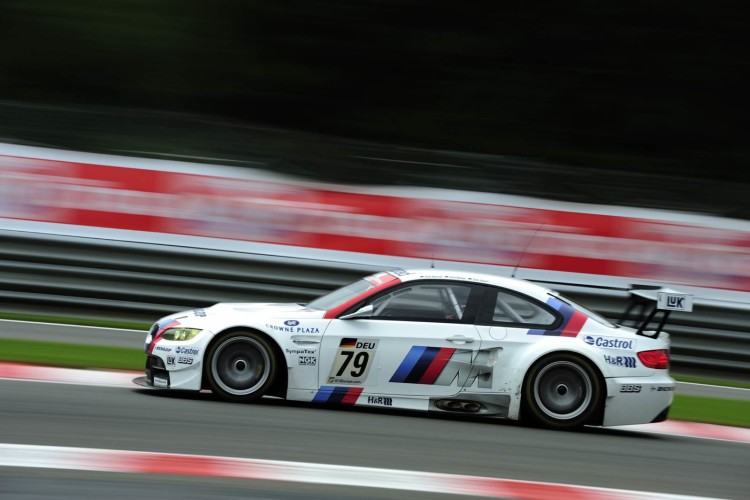 Team BMW Motorsport finishes third and fourth at Spa-Francorchamps 24 Hours