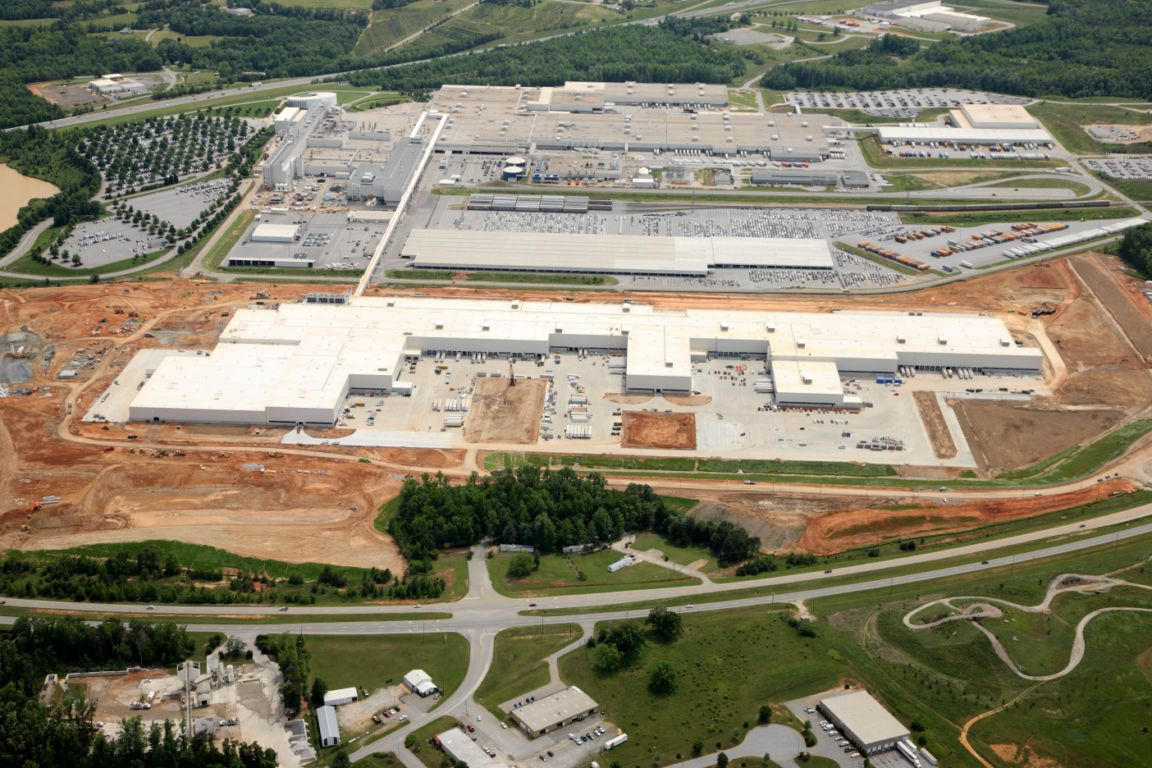 Bmw Greenville Sc >> On Site Report Bmw Expands The Spartanburg Plant