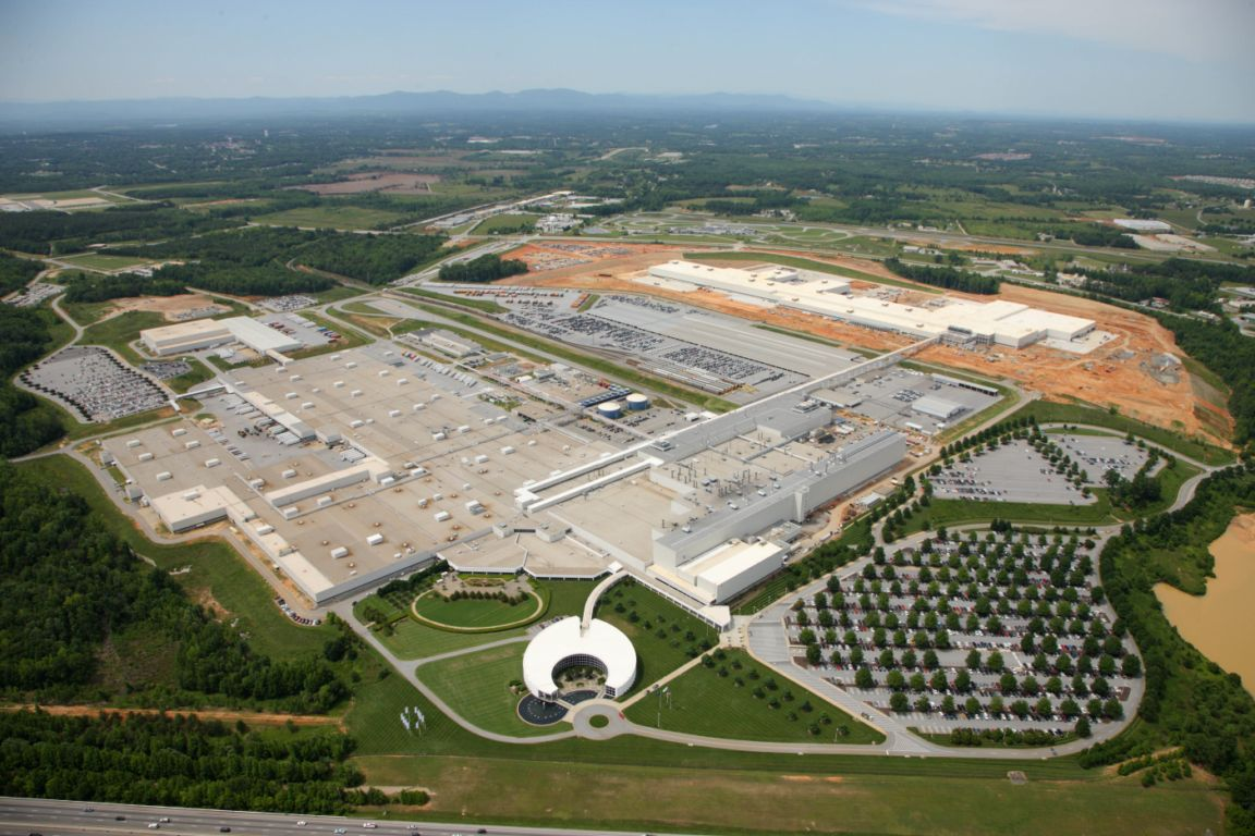 bmw spartanburg plant 21
