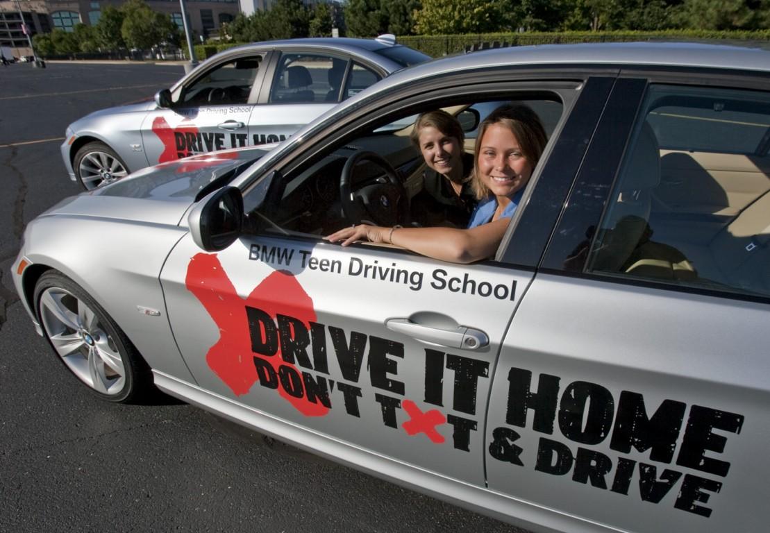 bmw teen driving school 10