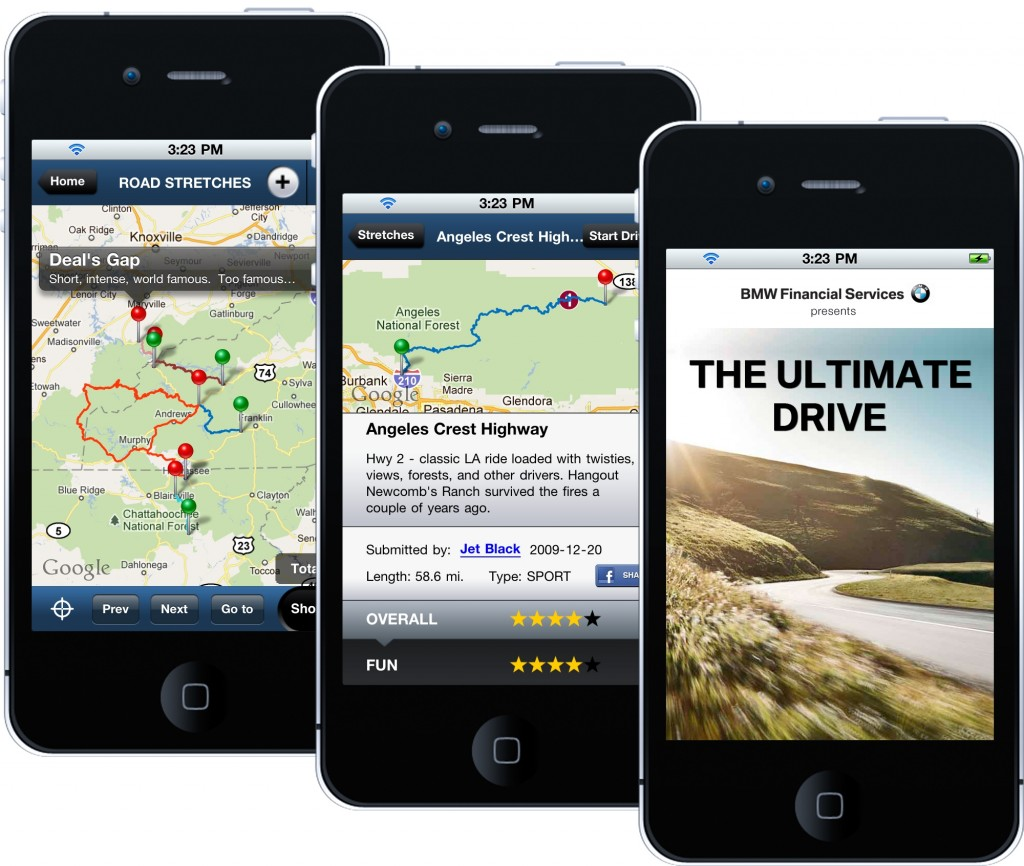bmw the ultimate drive app 100358764 l