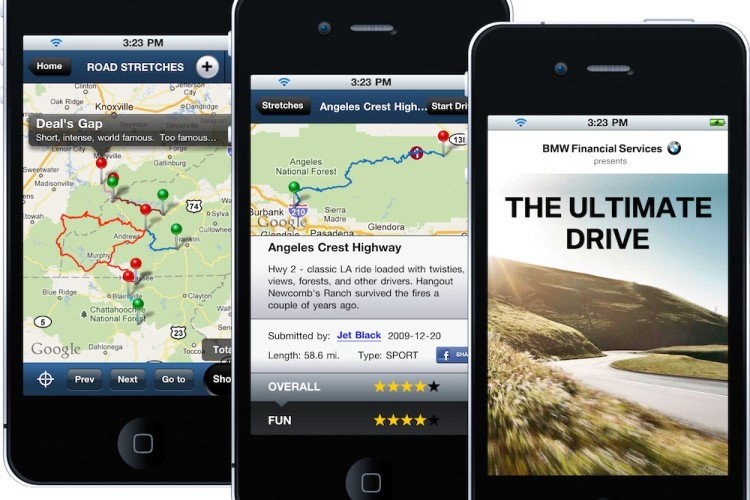 bmw ultimate driving app 750x500
