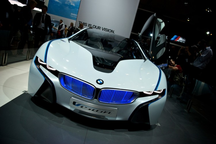 bmw vision concept wallpapers 281 750x500