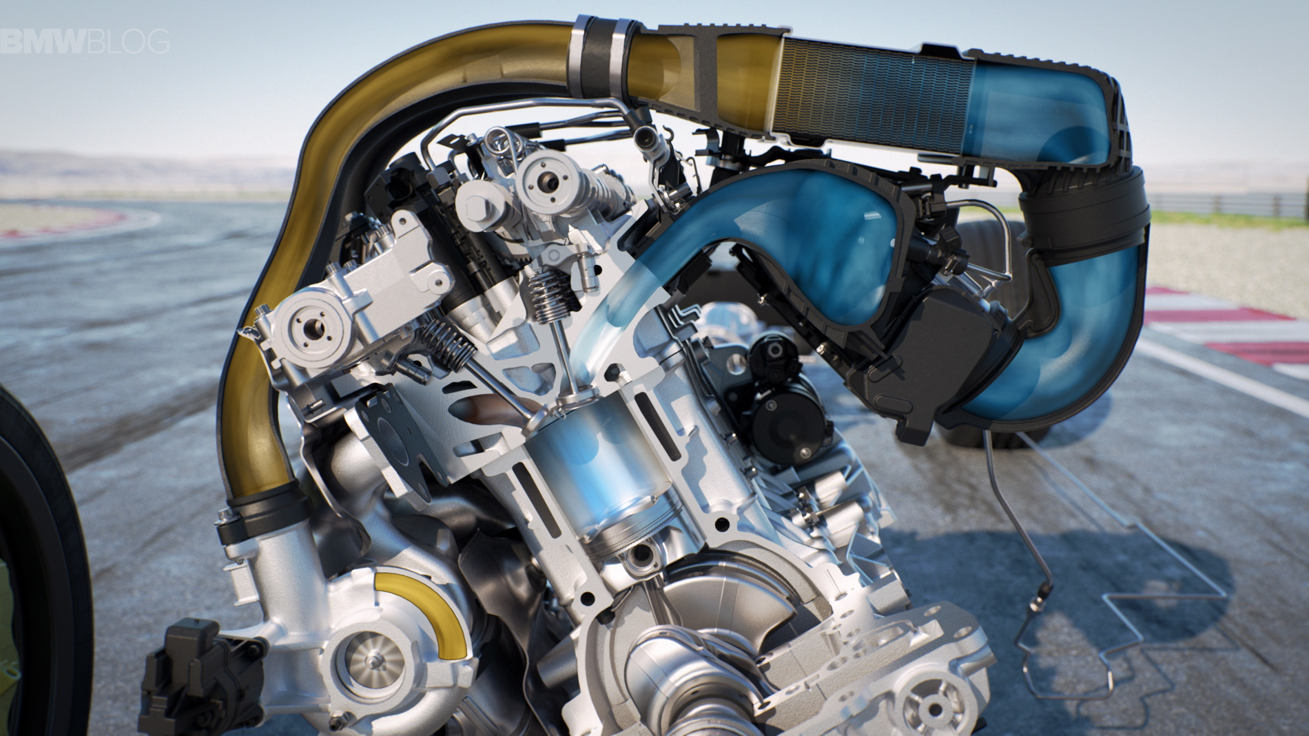 bmw water injection images 03