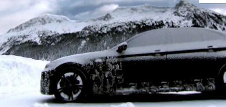 Video Teaser: BMW M5 Winter Test Drive - Register for a test drive!