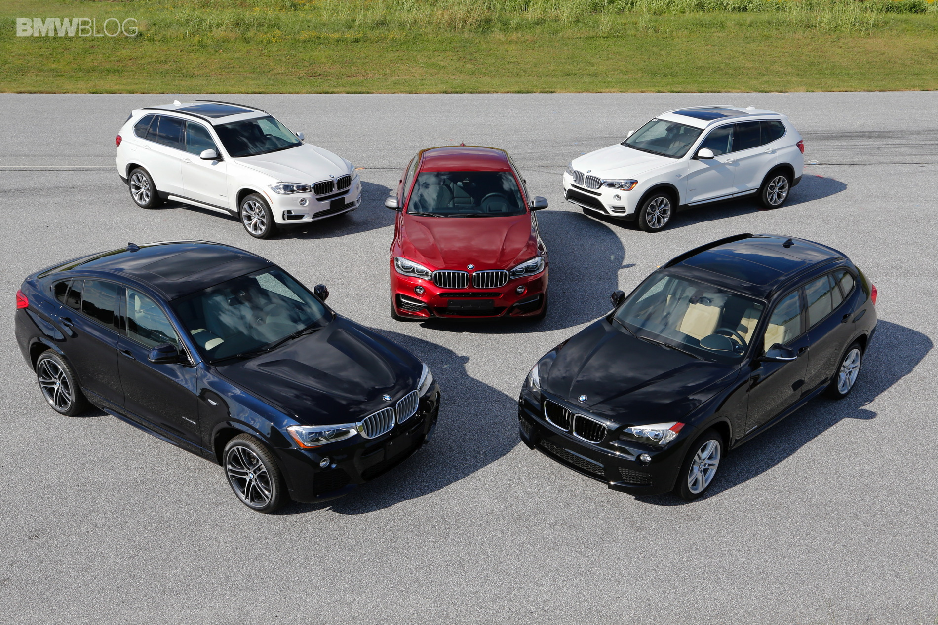 15 Years Of Bmw X Models