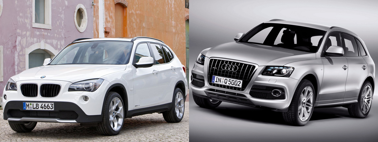 Comparison Bmw X1 Vs Audi Q5