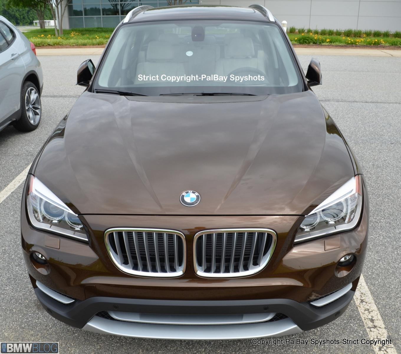 Bmw Xdrive35i: Real Life Photos: 2013 BMW X1