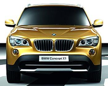 bmw x1 concept 1