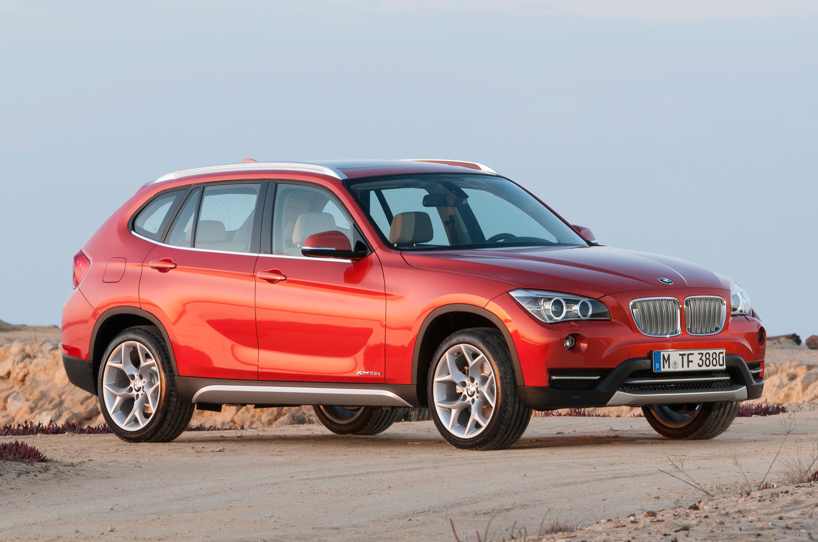 Bmw X1 To Go Front Wheel Drive With The New Generation