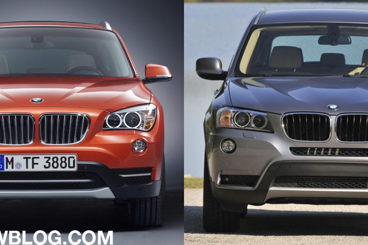 Bmw X1 Vs X3 Will The Choice Confuse Buyers