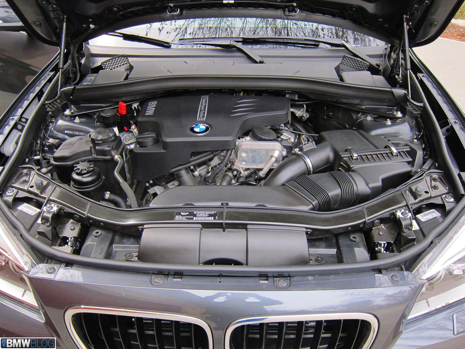 bmw x1 xdrive28i engine