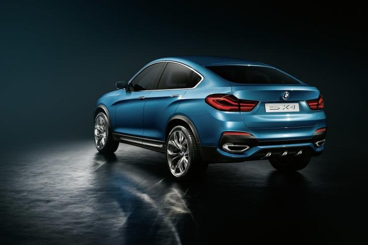 BMW Concept X4 - World Premiere