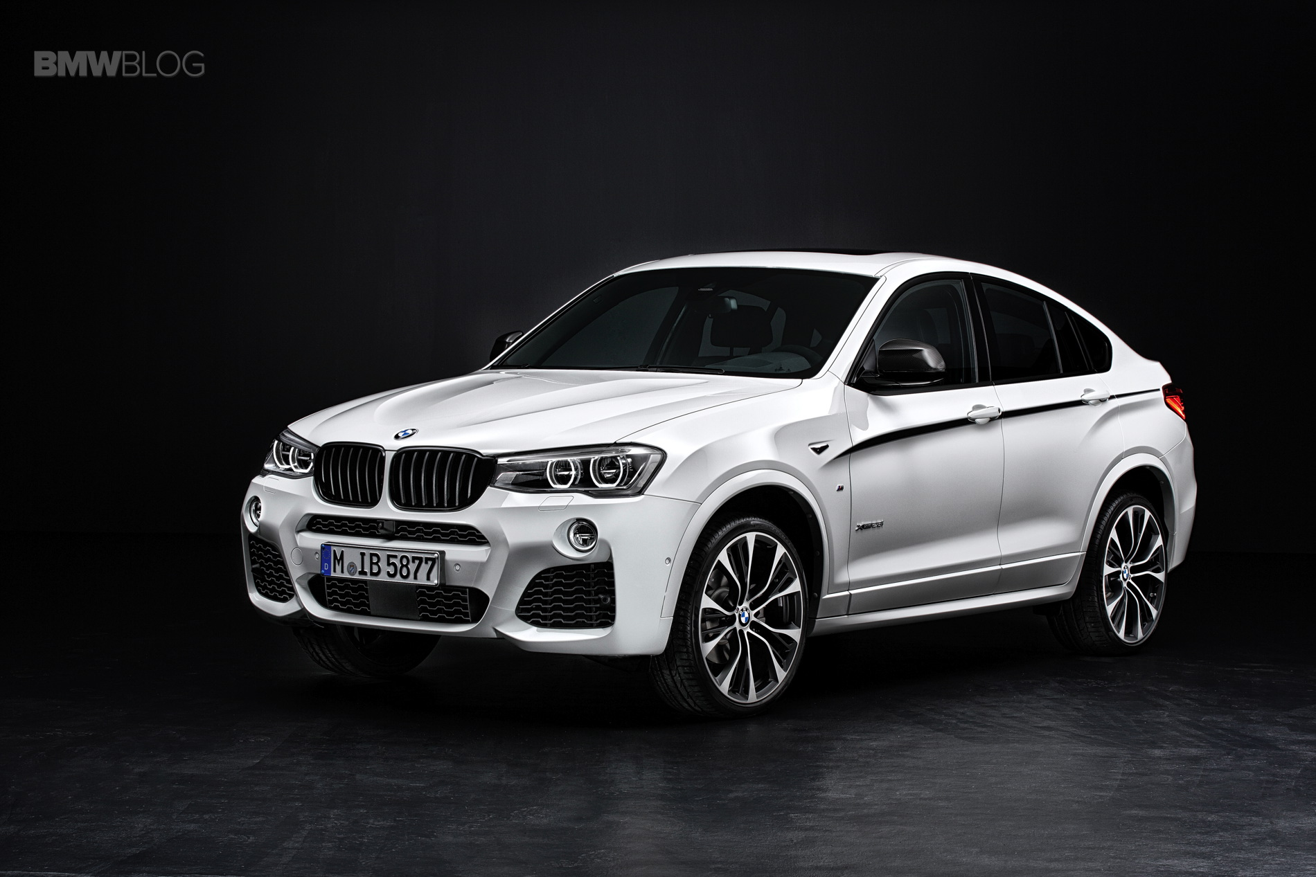 bmw x3 and bmw x4 m performance power kit and m performance parts. Black Bedroom Furniture Sets. Home Design Ideas
