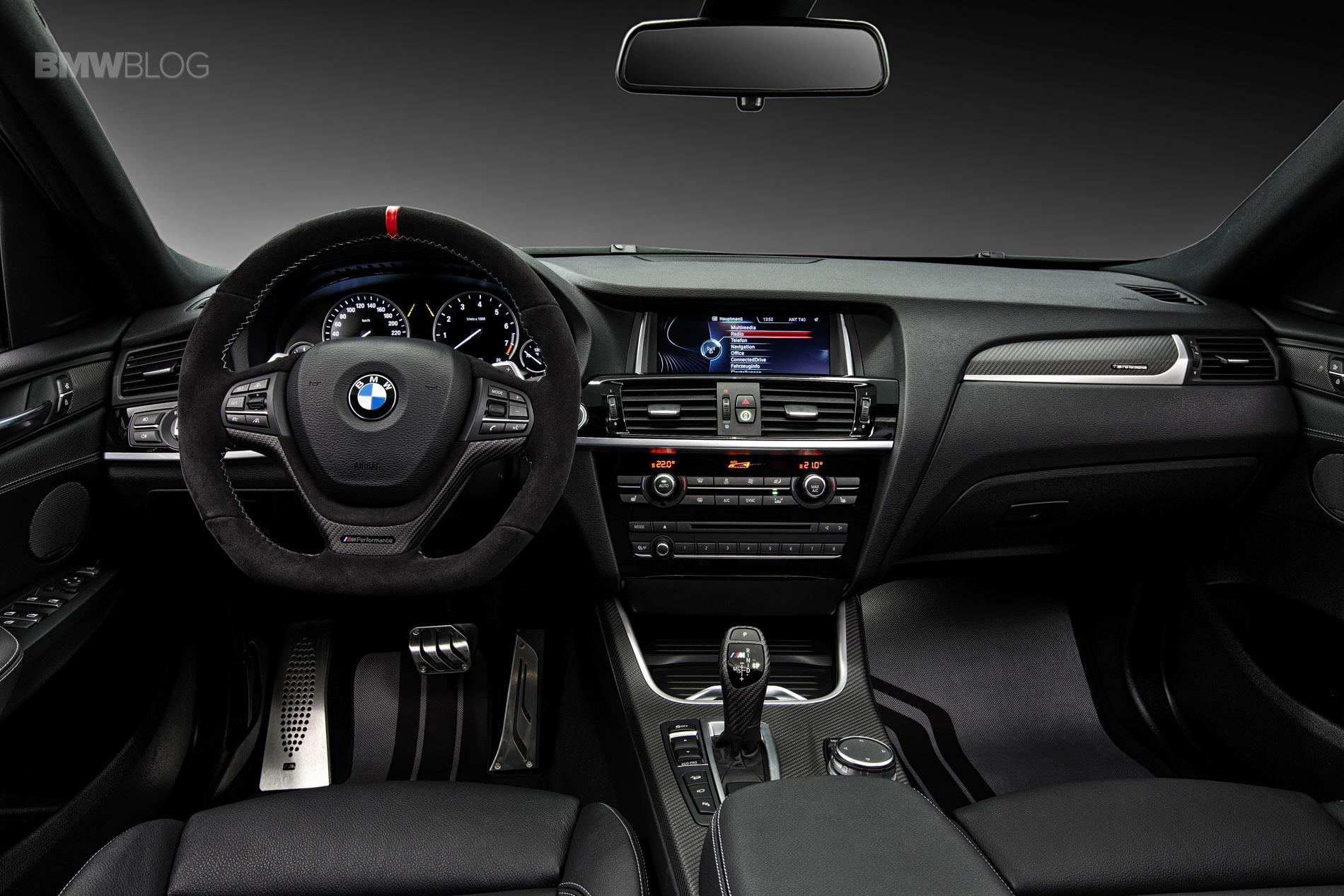 bmw x3 and bmw x4 m performance power kit and m. Black Bedroom Furniture Sets. Home Design Ideas