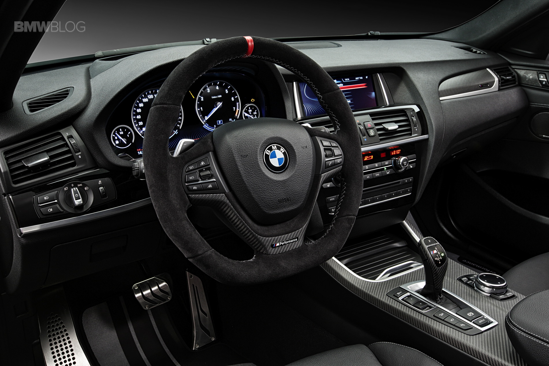 Bmw X3 And Bmw X4 M Performance Power Kit And M Performance Parts