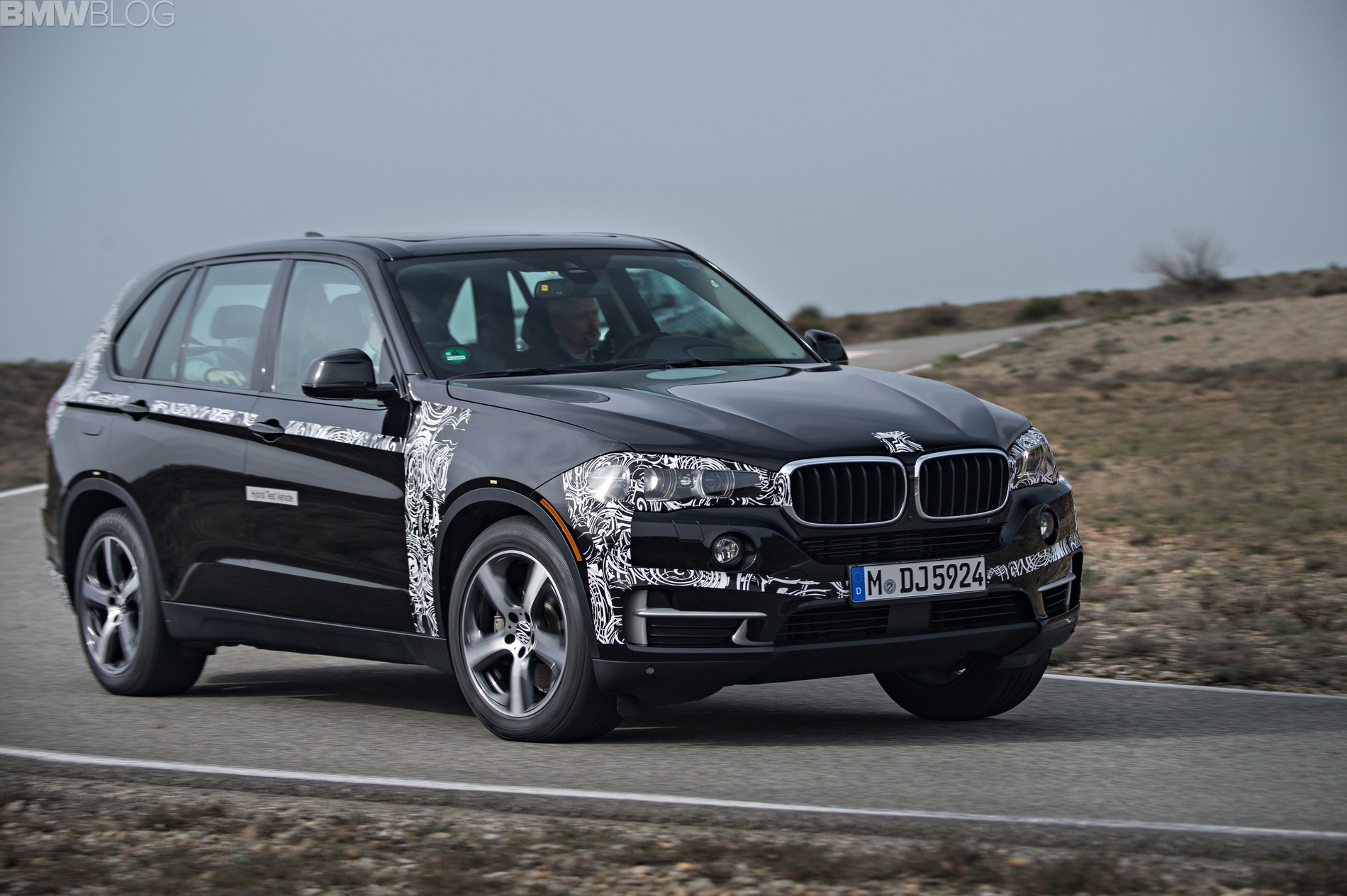2016 bmw x5 edrive hybrid spied testing in the u s. Black Bedroom Furniture Sets. Home Design Ideas