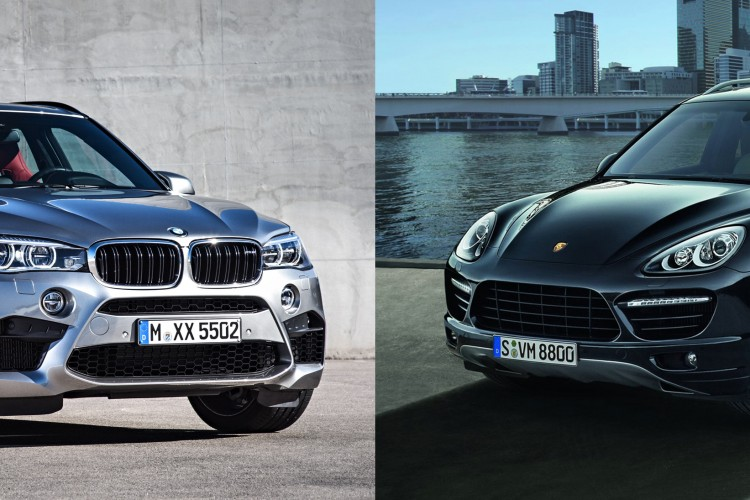 Bmw X5 M Or Porsche Cayenne Turbo S Which One Would You Buy