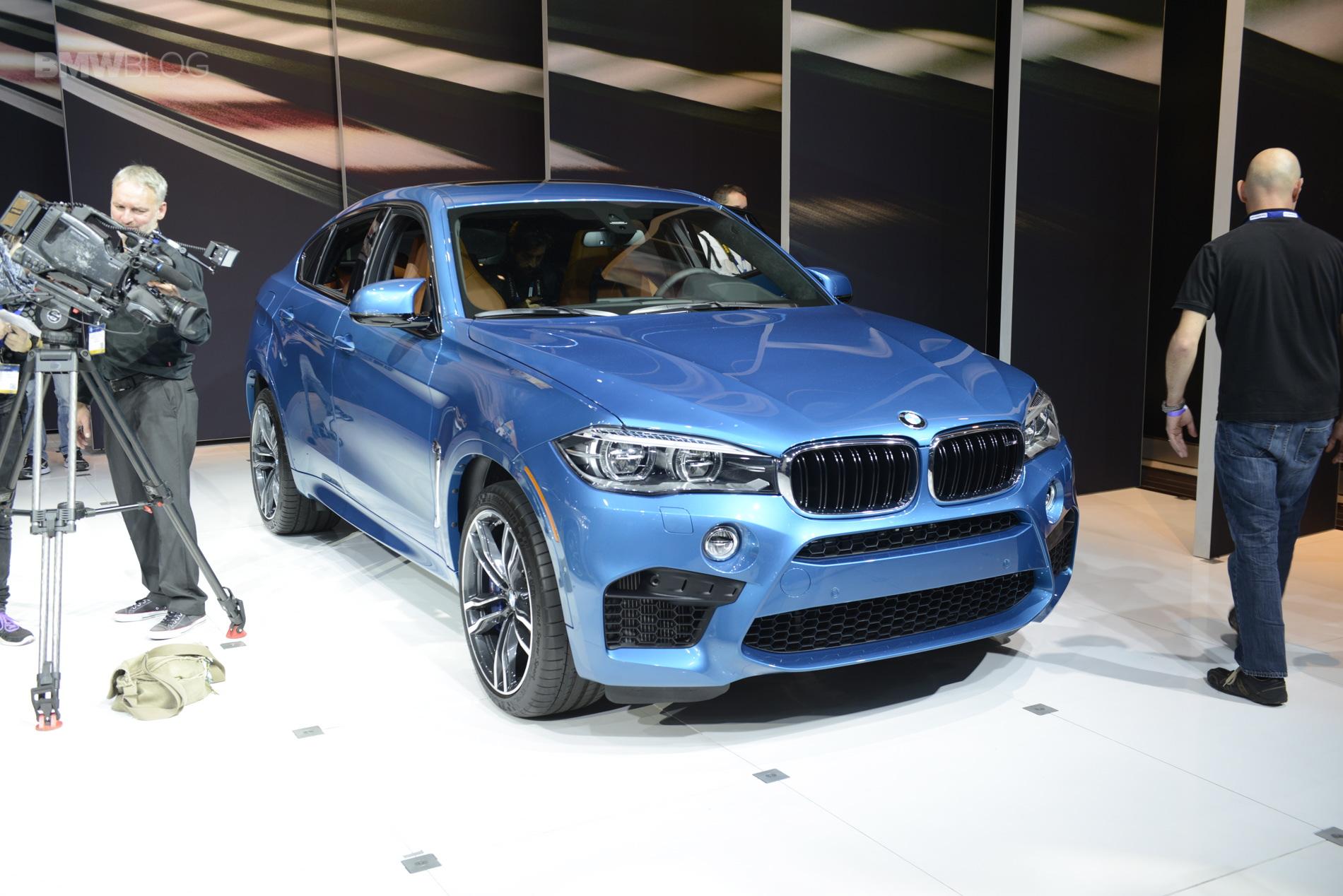 bmw x5 m x6 m la aut show 03
