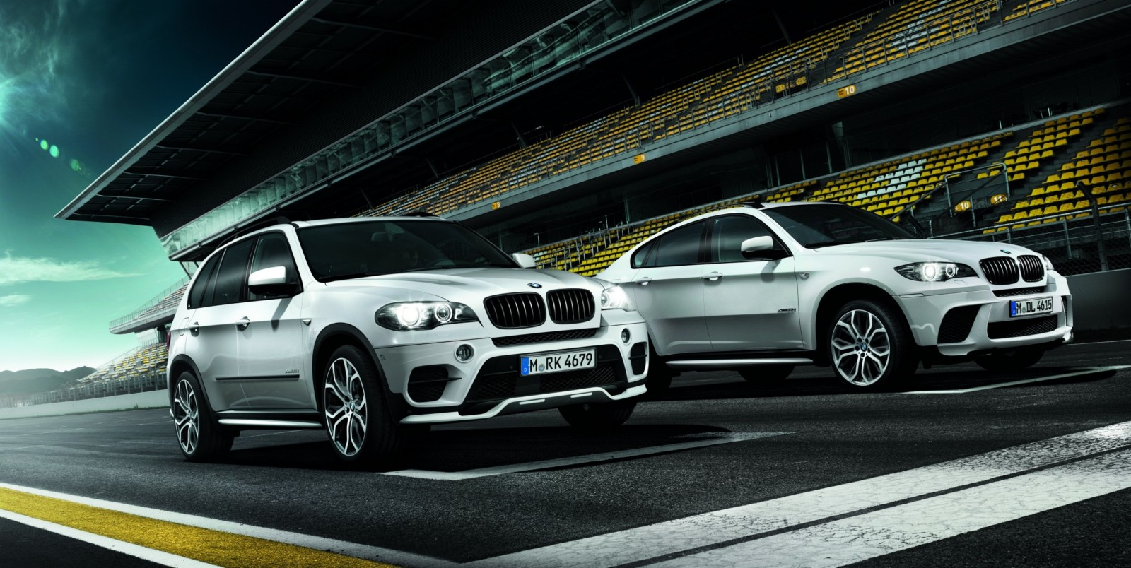 Bmw Performance Accessories For The Bmw X5