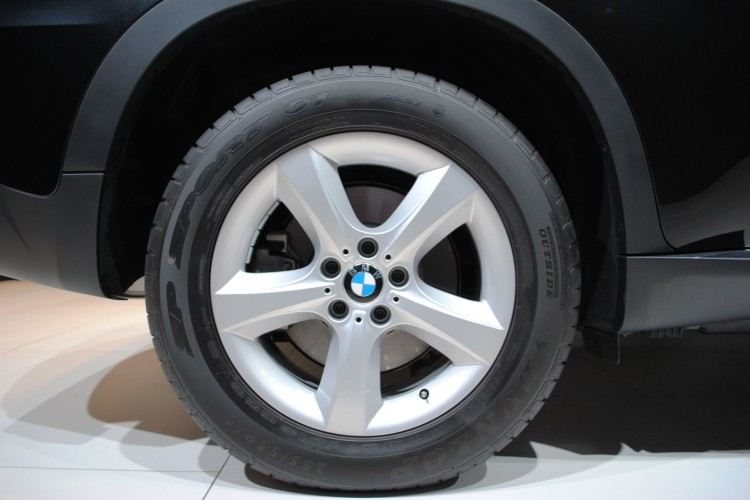 Frankfurt Auto Show: BMW X5 Security Plus