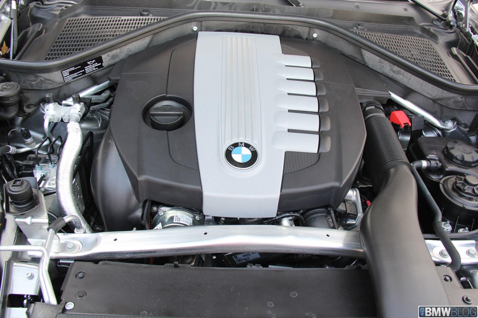 The BMW X5 ...