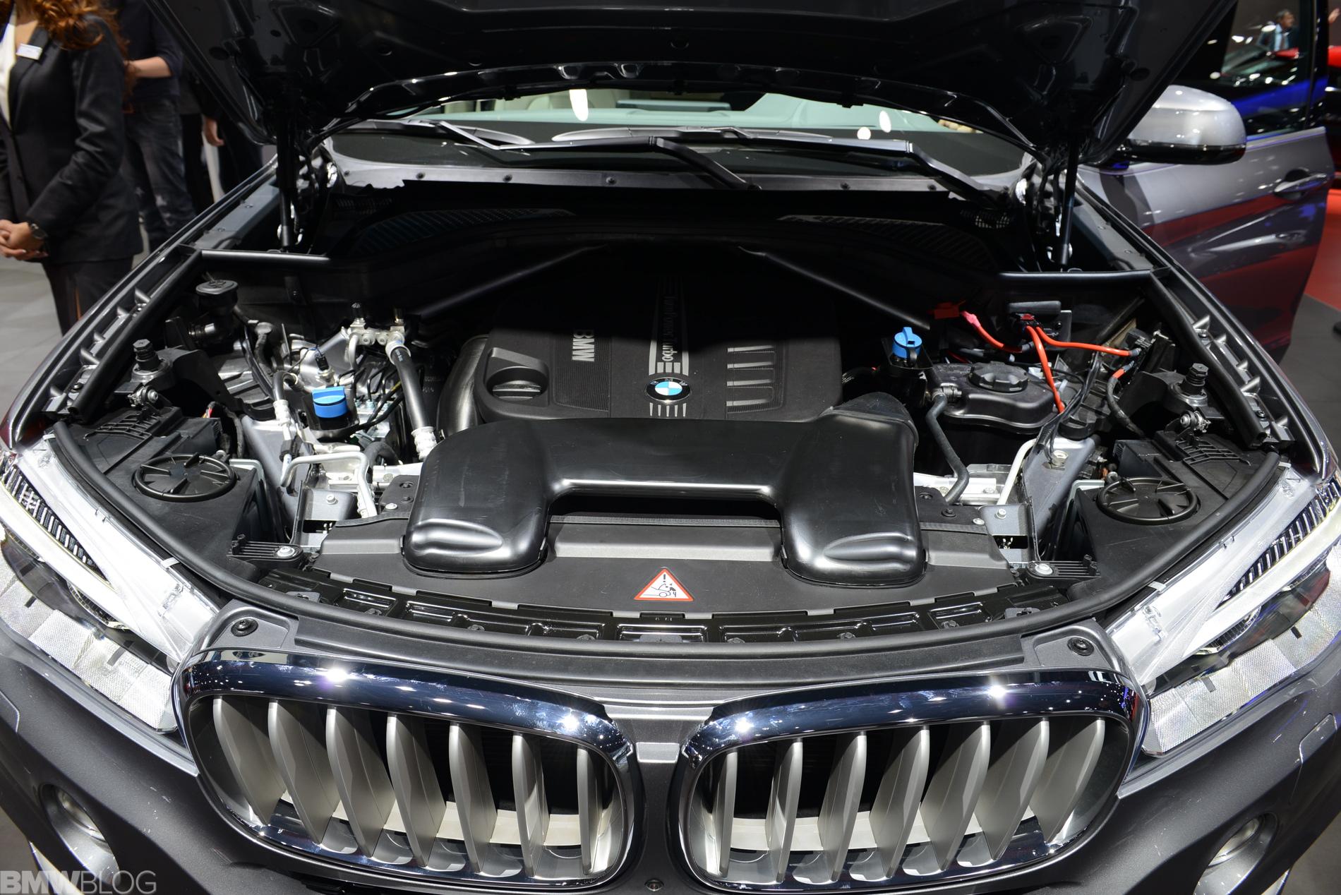bmw xx5 diesel detroit auto show 45