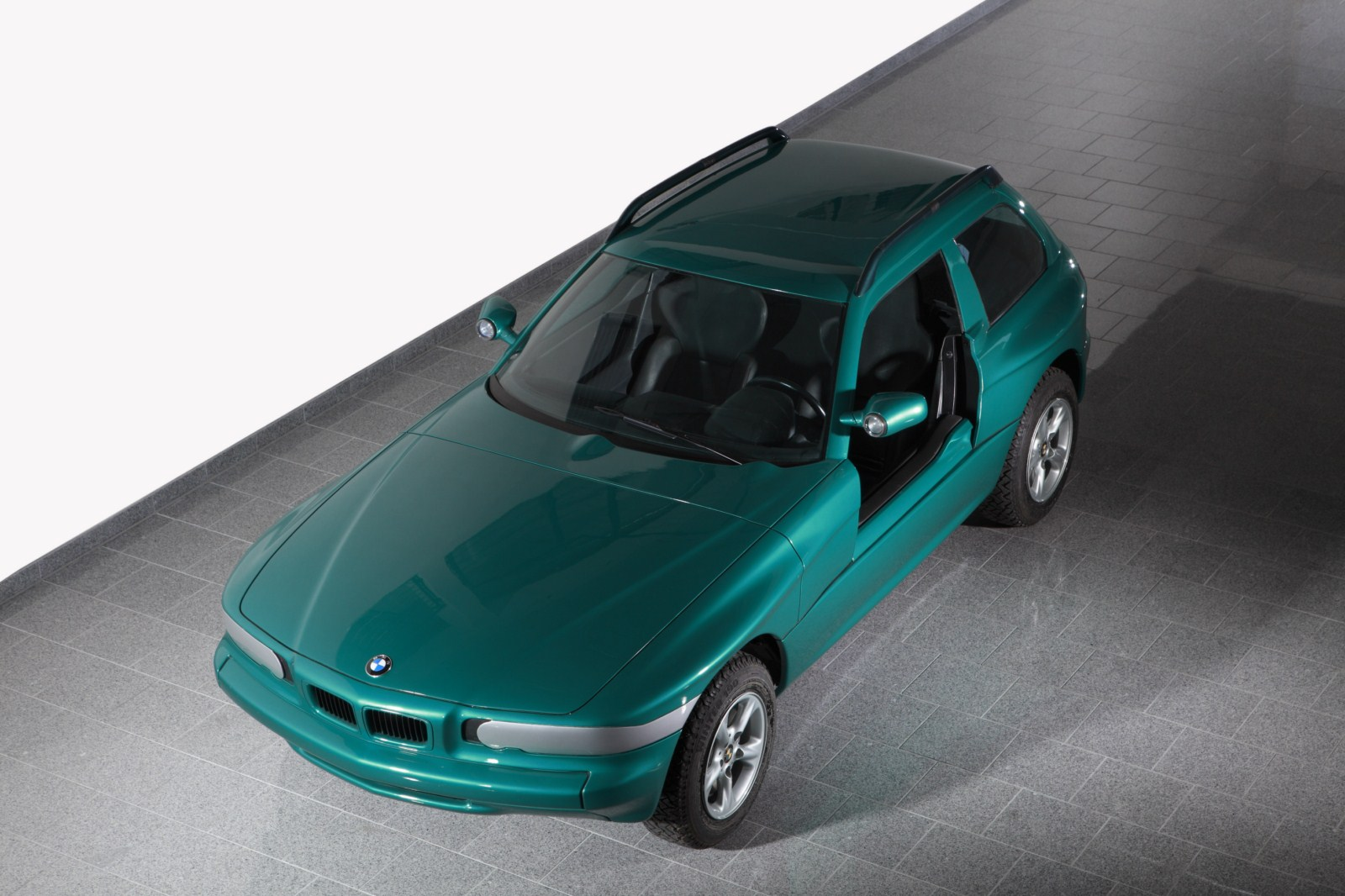 History Bmw Z1 Coupe