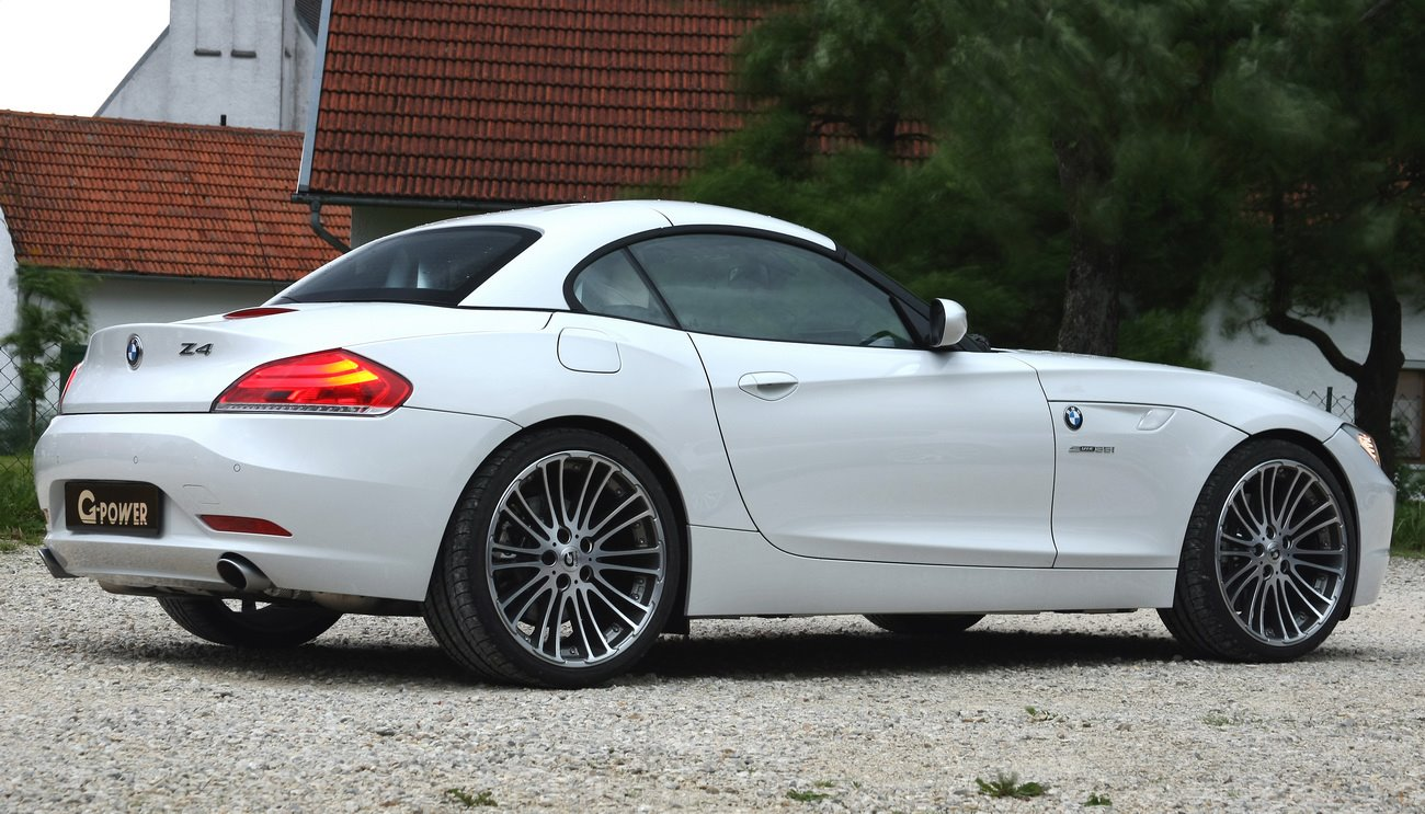 bmw z4 g power 3
