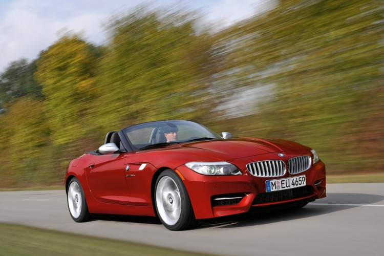 Car and Driver Retro Convertible Comparison: BMW Z4 Takes on its Rivals