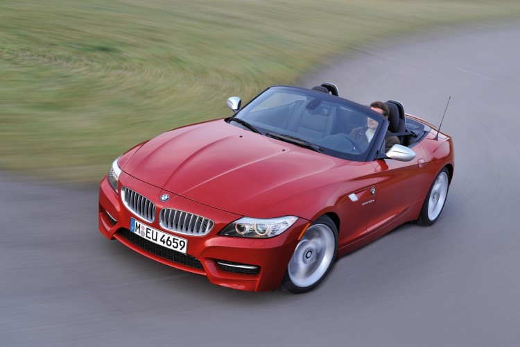 Bmw Z4 Sdrive35is 151 750x500