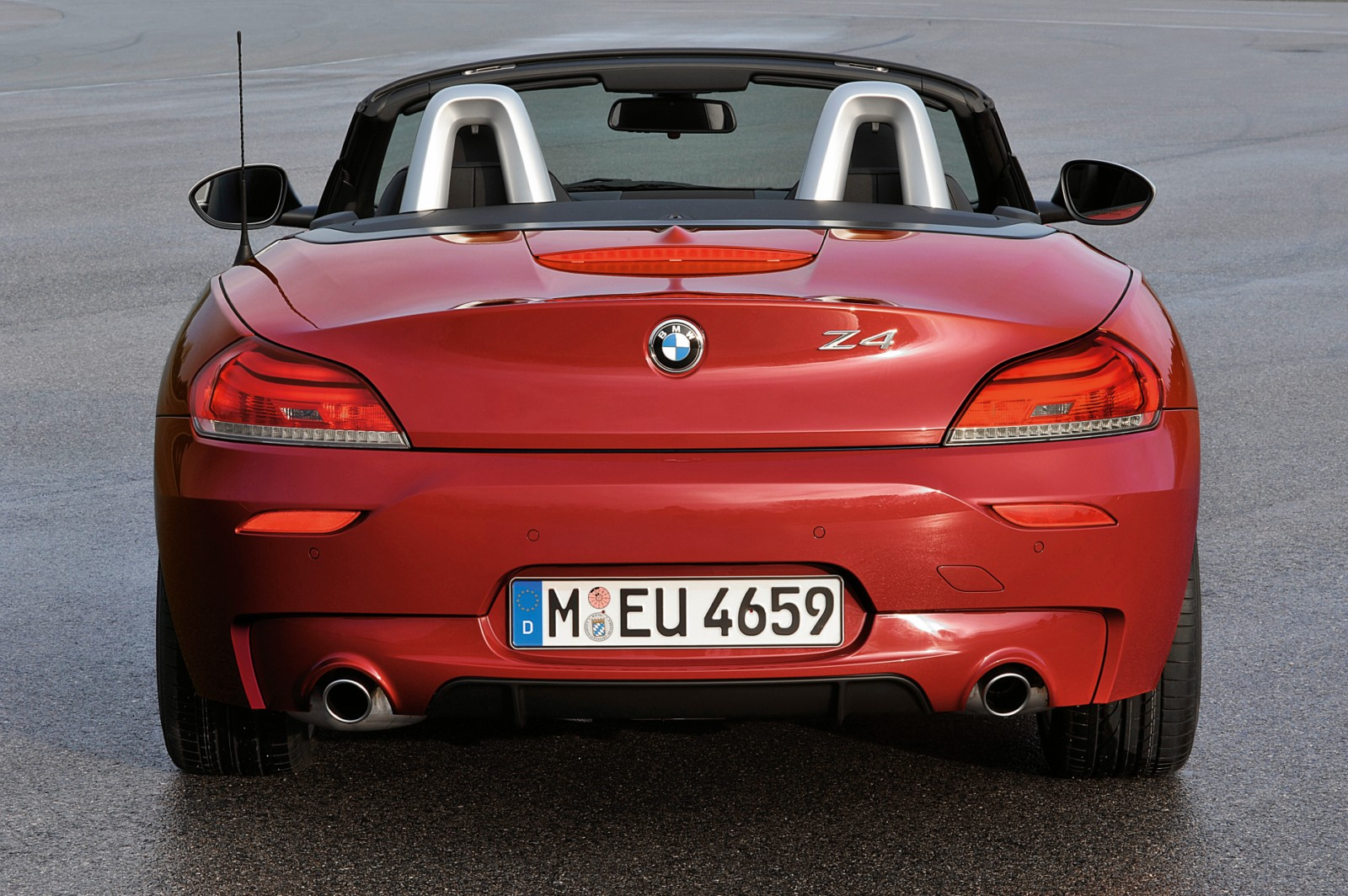 Premiere The All New Bmw Z4 Sdrive35is