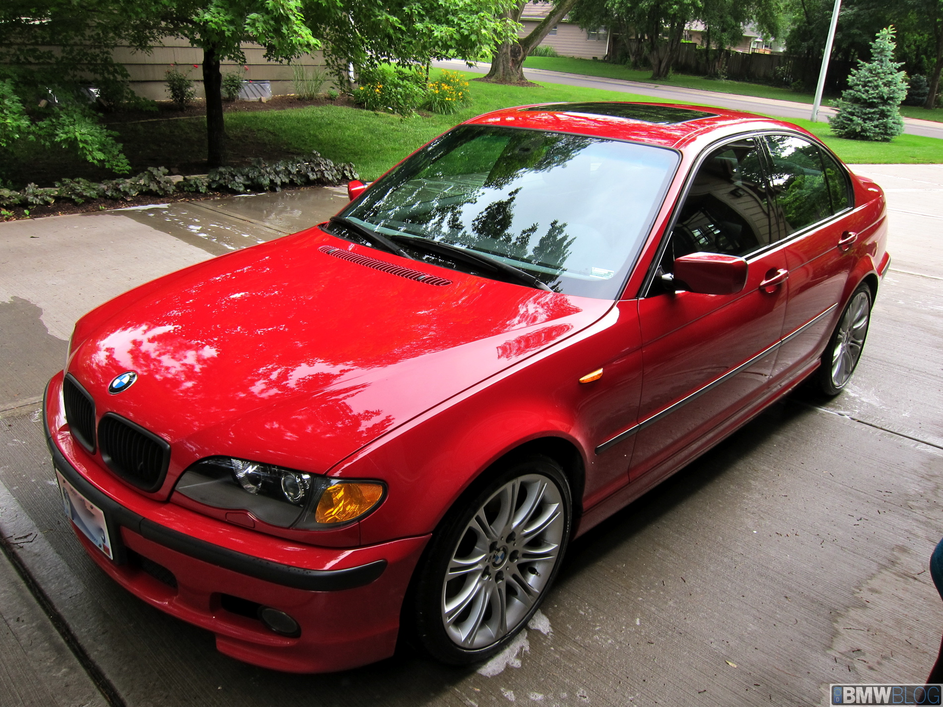 Bmw E46 330i Zhp Package