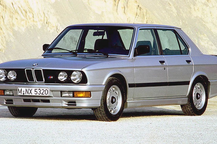 Bmw History The M535i