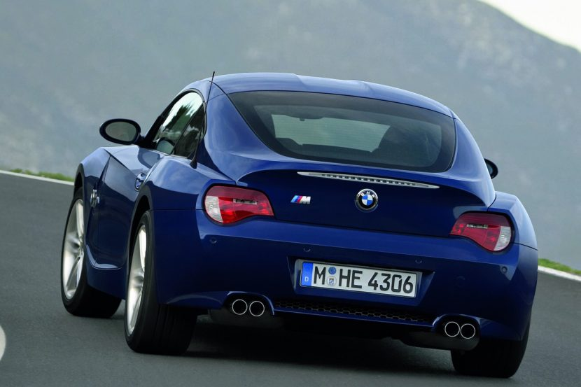 Video: Racing action with the BMW Z4 Coupé
