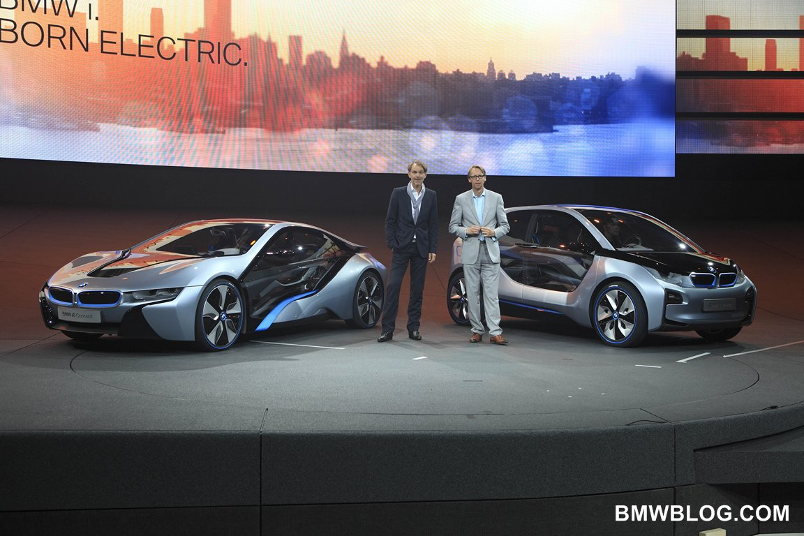 Rumormill Bmw Already Considering An I4 And I5 Models