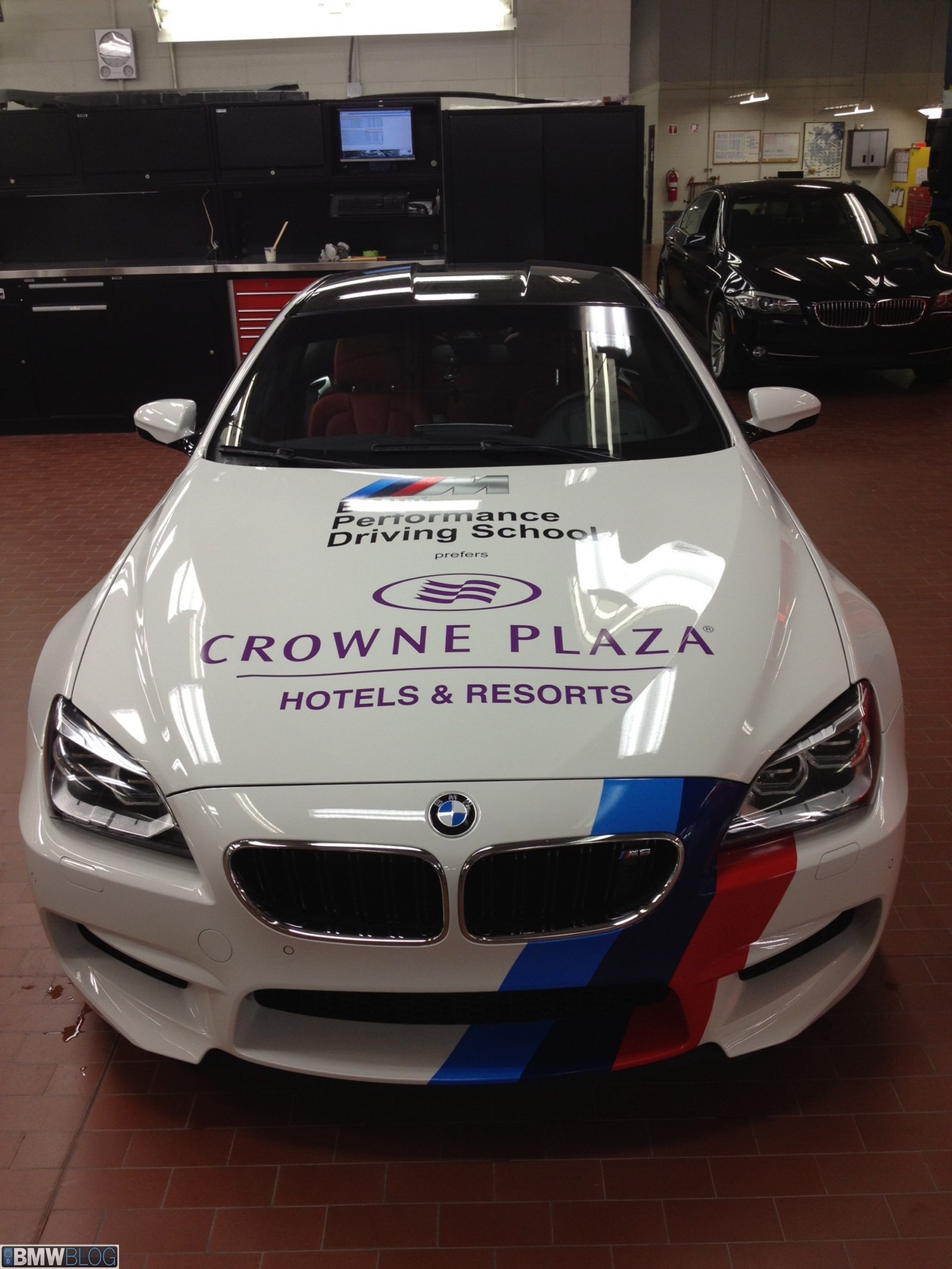 bwm m6 coupe one lap of america 03