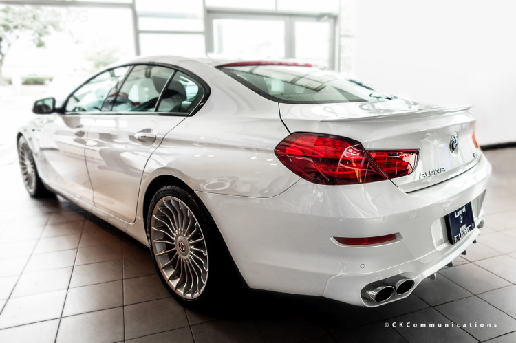 c 2014 CKCommunications alpina b6 gran coupe 15 750x499
