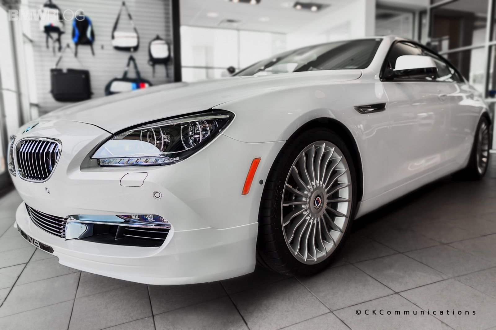 c 2014 CKCommunications alpina b6 gran coupe 17