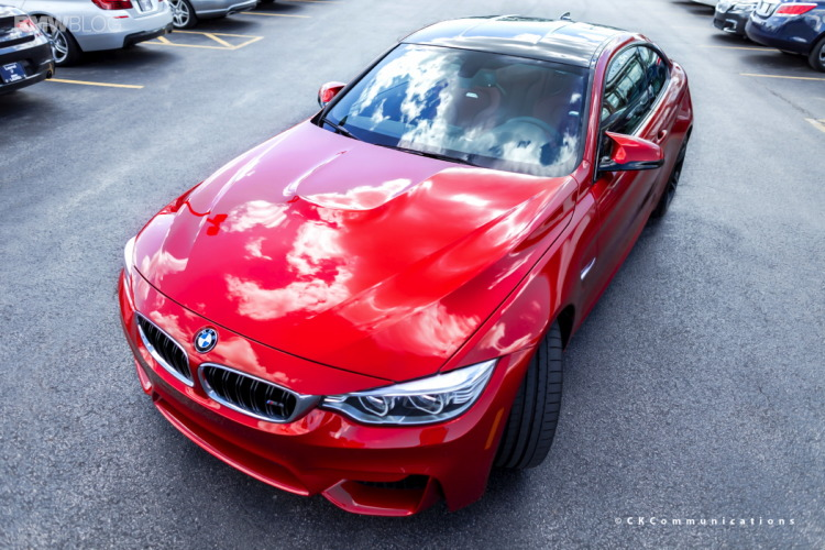 c 2014 CKCommunications bmw m4 sakhir orange 19 750x500