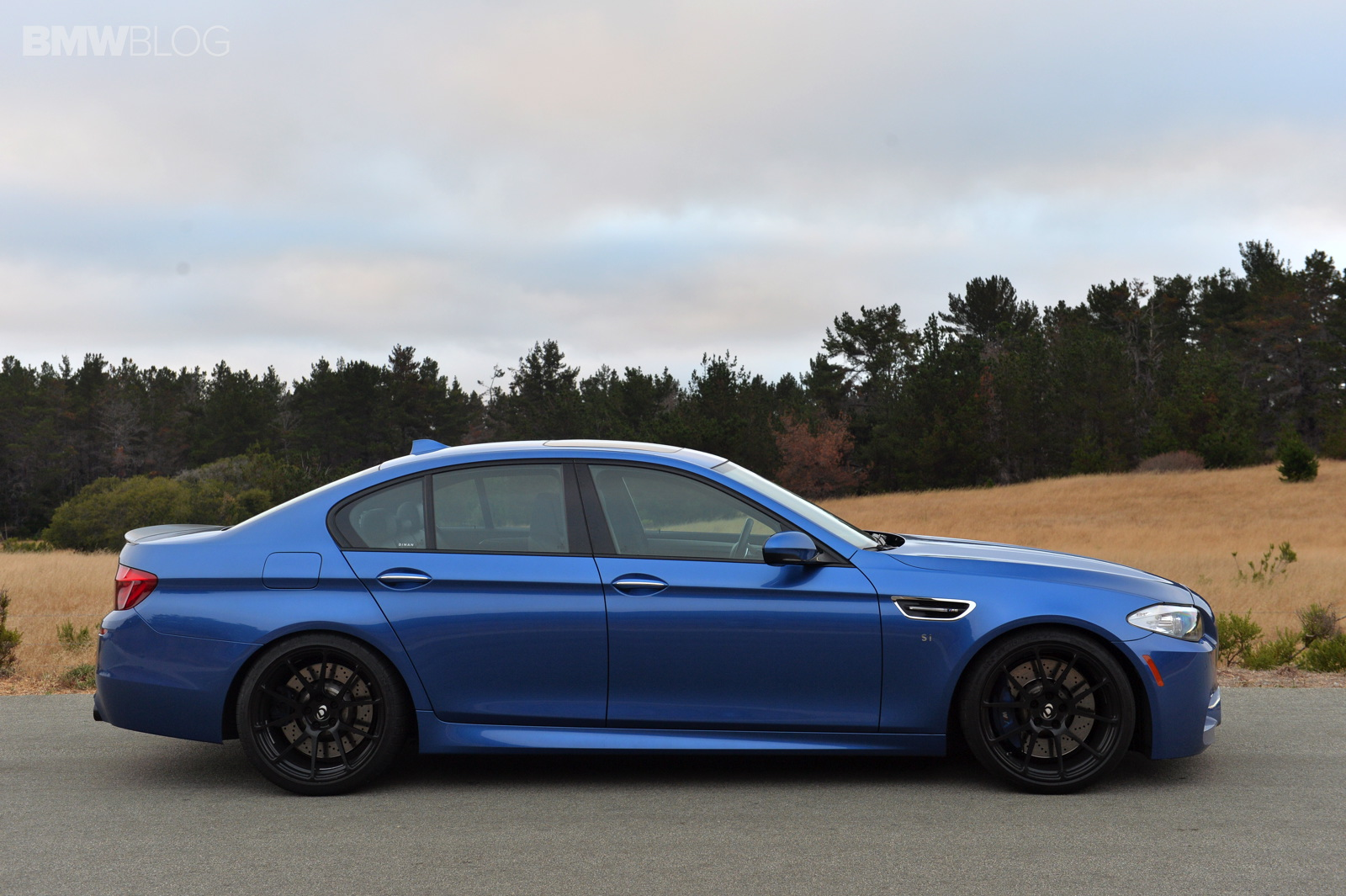 Dinan launches BMW S1 M5 with 675 horsepower