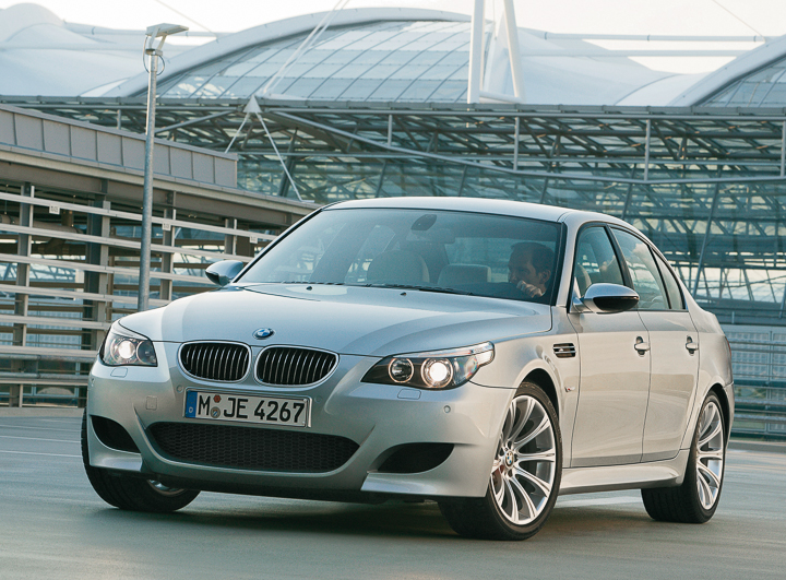 Old Video Of The Bmw E60 M5 On The Track Shows Why It S So