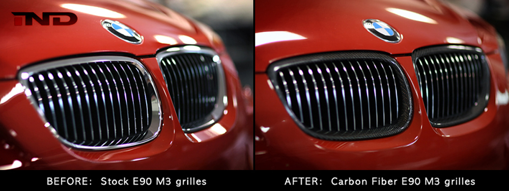 e90m3 reflectorbefore after21