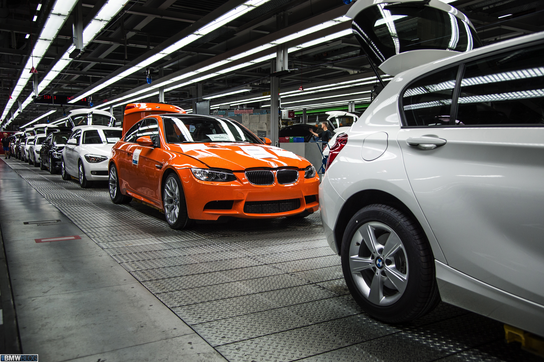 E92 Bmw M3 Coupe Reaches The End Of Its Production Run
