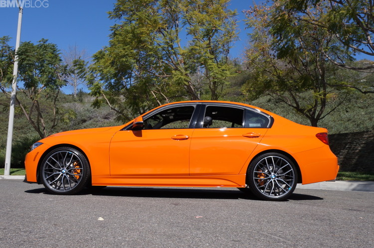 fire orange bmw 335i 01 750x498