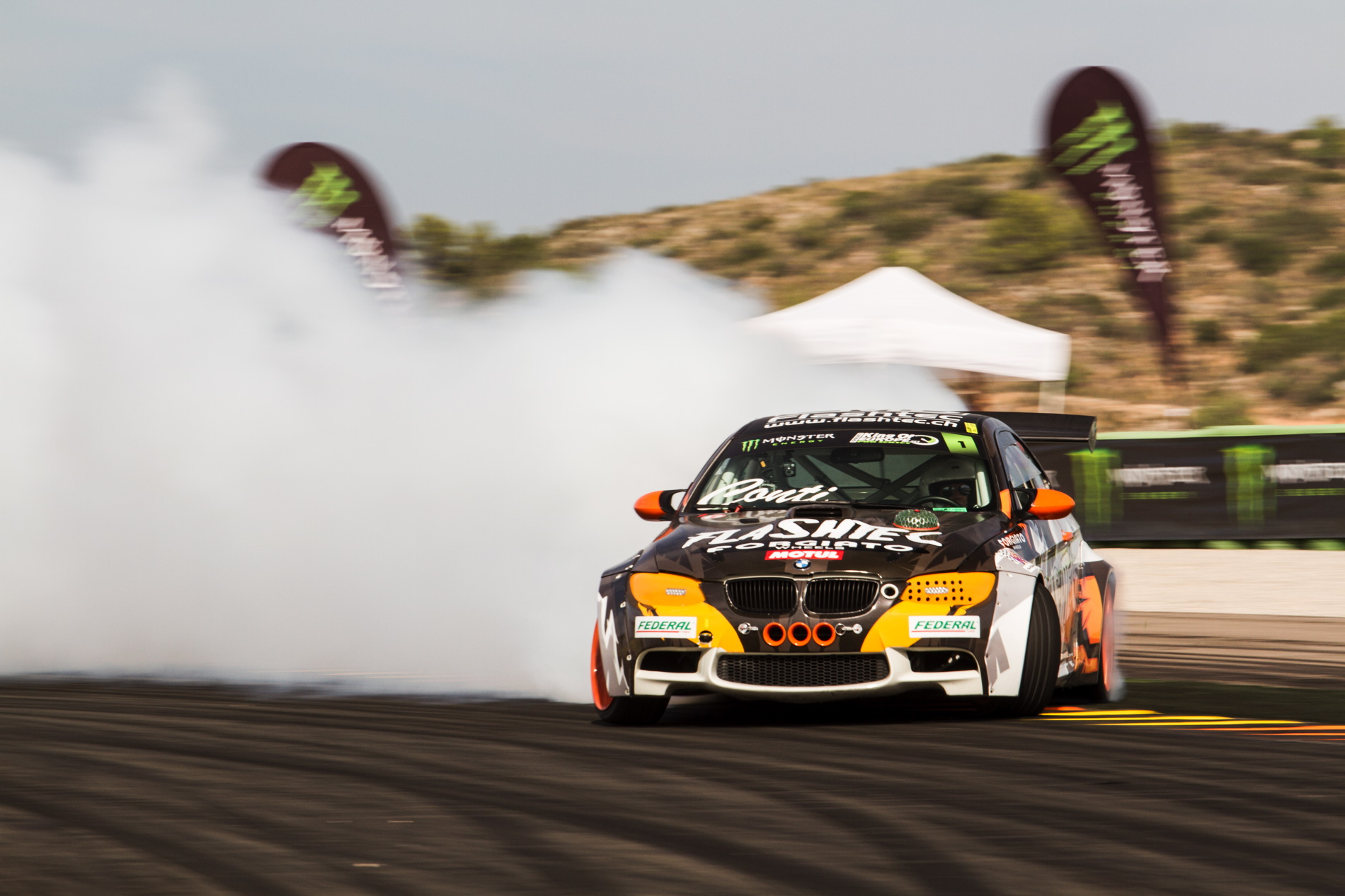 Bmwblog Ambassador Francesco Conti Becomes 2014 European Drift Vicechampion