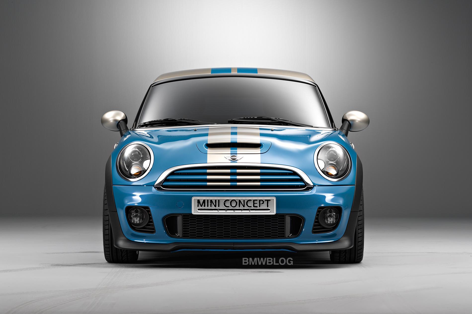 Official Debut Mini Coupe Concept