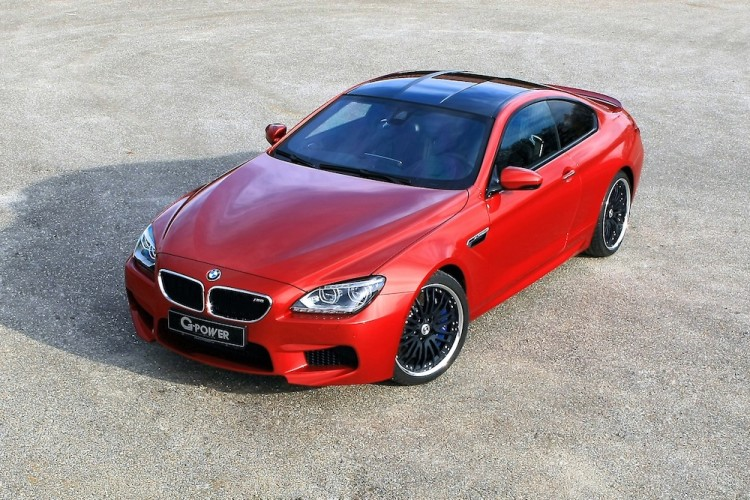 g power f13 bmw m6 750x500