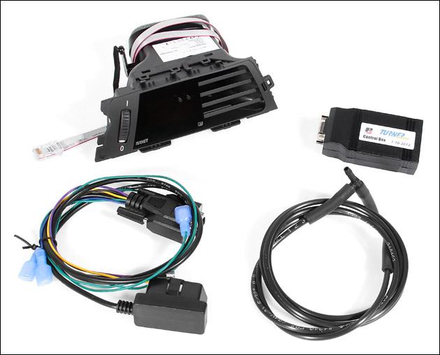 gauge P3 E9X gauge kit contents w630