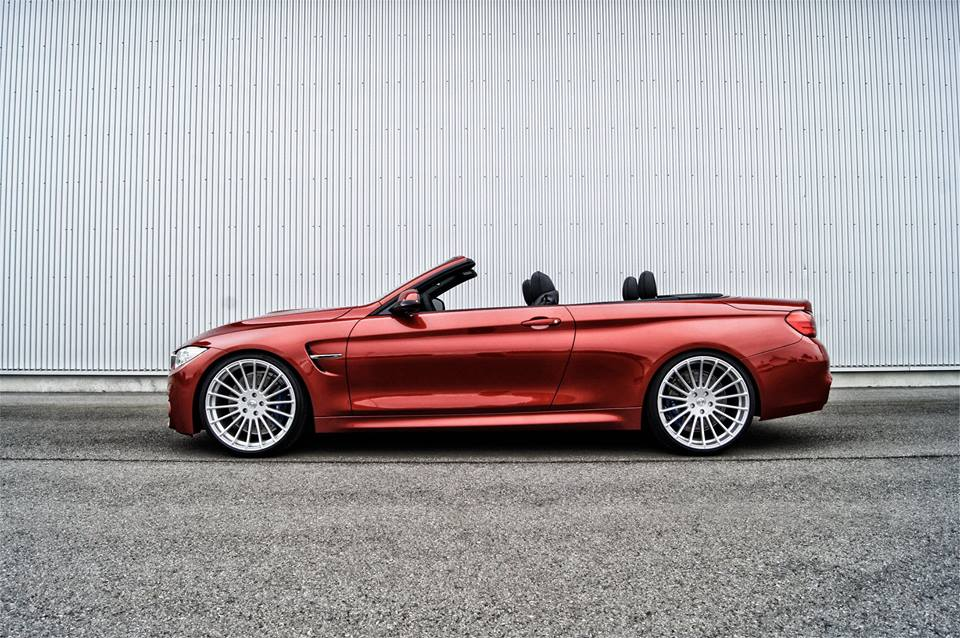 Hamann Wheels For The Bmw M4 Convertible